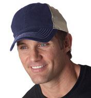 Classic Cut Brushed Cotton Twill Unconstructed Trucker Cap