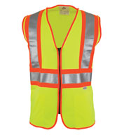 The D.O.T. ANSI/ISEA Compliant Adult Vest