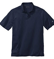 NIKE Golf Men's Dri-FIT Cross-Over Texture Sport Shirt