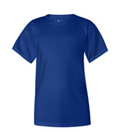 Youth B-Dry Core Tee from Badger