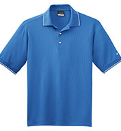 NIKE Golf Men's Dri-FIT Classic Tipped Sport Shirt