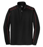 NIKE Golf Men's Dri-FIT 1/2-Zip Cover-Up