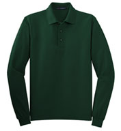 Long Sleeve Silk Touch™ Sport Shirt