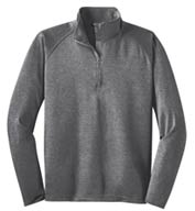 Sport-Wick® Stretch 1/2-Zip Men's Pullover