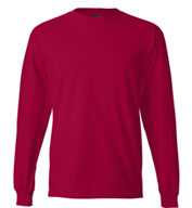 Hanes Beefy Long Sleeve Men's T-Shirt