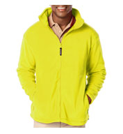 Men's Full Zip Polar Fleece Jacket