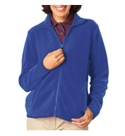 Ladies' Full Zip Polar Fleece Jacket