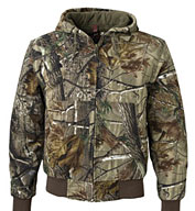 Dri Duck Cheyenne Camouflage Canvas Work Jacket