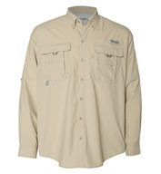 Columbia Bahama II Men's Long Sleeve Fishing Shirt