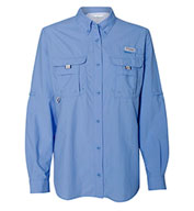 Columbia Women's Bahama II Long Sleeve Fishing Shirt