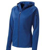 Ladies' Tech Fleece Full Zip Hooded Jacket