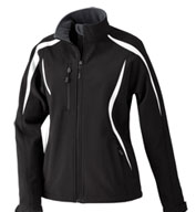 Ladies' North End Color-Block Soft Shell Jacket