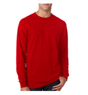 Jerzees Long Sleeve 5.3 oz. Dri-Power Sport Crewneck T-Shirt