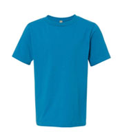 Next Level Youth Boys Short-Sleeve Crew T-Shirt