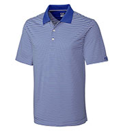 Cutter & Buck Men's Big & Tall CB Drytec Trevor Stripe Polo