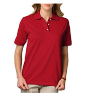 Ladies' Short Sleeve Superblend Polo