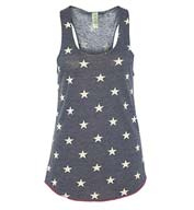 Alternative Apparel Ladies' Meegs Printed Eco Jersey Racer Tank