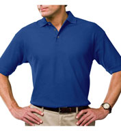 Men's Tall Moisture Wicking Polo
