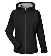 Women's Soft Shell Hooded Jacket
