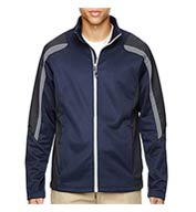 Men's Strike Color-Block Fleece Jacket