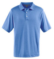 Men's Pima-Tech™ Jet Pique Heathered Polo