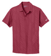 Nike Golf Men's Dri-Fit Embossed Polo