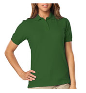 Ladies Stain Release Wicking Polo