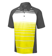 Men's Dry Zone® Sublimated Stripe Polo