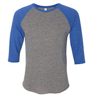 Alternative Apparel Men's Eco-Jersey™ Baseball T-Shirt