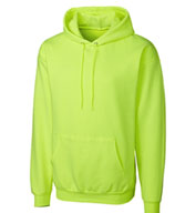 Men's Basic Fleece Pullover Hoodie