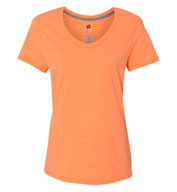 Hanes Women's X-Temp® V-Neck T-Shirt