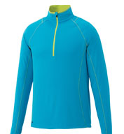Mens Knew Knit Half Zip