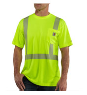 Carhartt Force Men's High-Visibility Class 2 T-Shirt