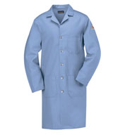 Bulwark® CAT 1 Flame-Resistant Men's Lab Coat