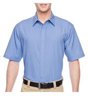 Men's Advantage Snap Closure Short-Sleeve Shirt