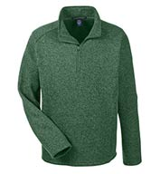 Men's Bristol Quarter-Zip Sweater Fleece