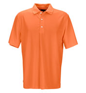 Greg Norman Men's Play Dry Performance Mesh Polo