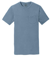 Men's Essential Pigment-Dyed Pocket Tee