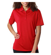 Ladies' Cool & Dry 8 Star Elite Performance Interlock Polo
