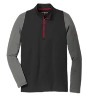 Nike Golf Men's Dri-FIT Stretch 1/2-Zip Cover-Up