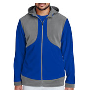 Men's Rally Colorblock Microfleece Jacket