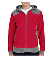 Ladies' Rally Colorblock Microfleece Jacket