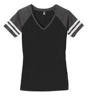 District® Women's Game V-Neck Tee