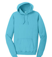 Men's Essential Pigment-Dyed Pullover Hooded Sweatshirt