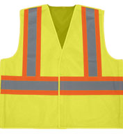 X Back 5-Point Breakaway Adult Vest
