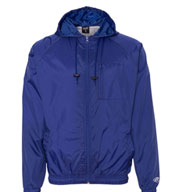 Rawlings Men's Hooded Full-Zip Wind Jacket