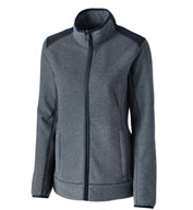 Cutter & Buck Ladies' Cedar Park Fleece Jacket