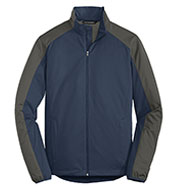 Port Authority Men's Active Colorblock Soft Shell Jacket