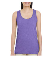 Gildan Ladies' Softstyle® Raceback Tank