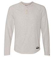 Champion - Authentic Originals Men's Slub Henley